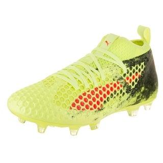 Puma Men's Future 18.2 Netfit FG/AG Soccer Cleat