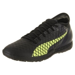 Puma Men's Future 18.4 TT Turf Soccer Shoe