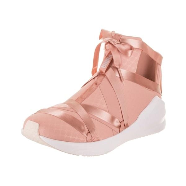 Shop Puma Women s Fierce Rope Satin EP Running Shoe - Free Shipping ... 0400cb927