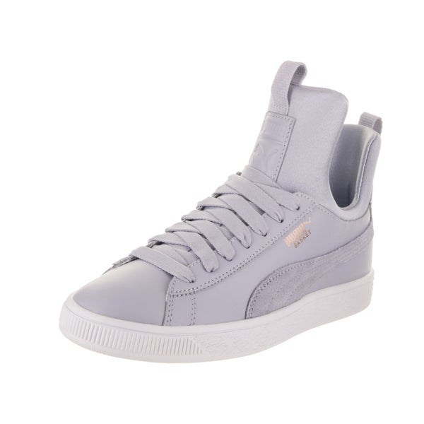 Shop Puma Women s Basket Fierce Casual Shoe - Free Shipping Today ... 54f9bdcb65f