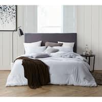 BYB Bare Bottom Comforter - Glacier Gray