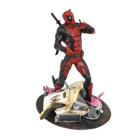 Diamond Select Toys Marvel Gallery Taco Truck Deadpool PVC Statue