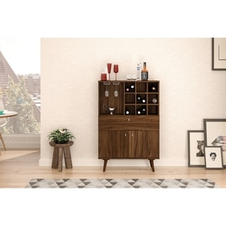Link to Polifurniture Salamanca Bar,  Dark Brown Similar Items in Dining Room & Bar Furniture