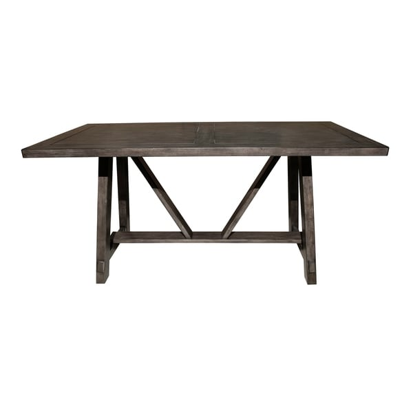 Farmhouse Style Trestle Dining Table. Opens flyout.