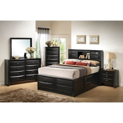 Buy Queen Size Black Bedroom Sets Online at Overstock | Our ...
