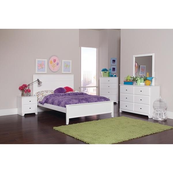 Transitional Bedroom Sets: Shop Taylor & Olive Graffton Transitional 4-piece Bedroom