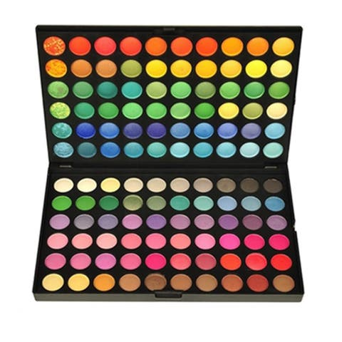 M.B.S 120 Rainbow Eyeshadow