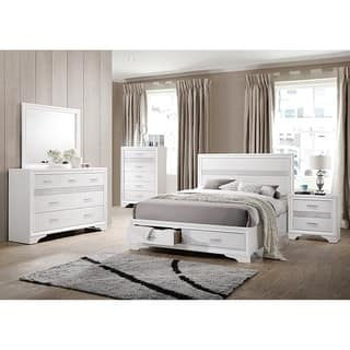 Buy White Bedroom Sets Sale Online at Overstock.com | Our Best ...