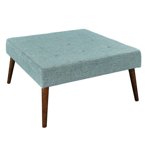 Meade Upholstered Coffee Table Ottoman