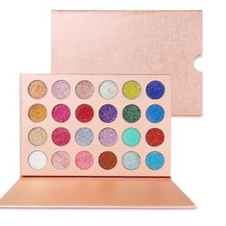 M.B.S Glam & Glitter Eye Shadow Palette
