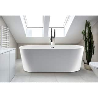 Under 60 Inches Bathtubs Shop Our Best Home Improvement Deals