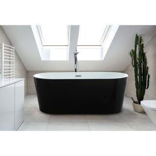 "Scarlett 63"" Freestanding Bathtub"
