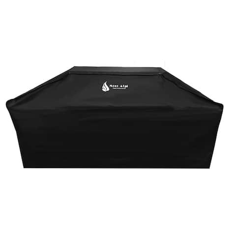 Mont Alpi Built In 805 Cover - Black