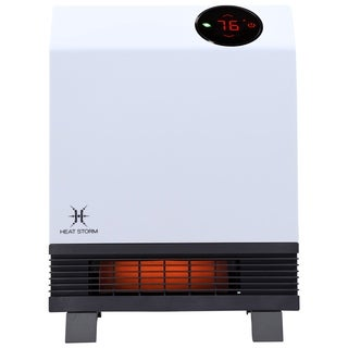 Wave Floor to Wall Infrared Space Heater