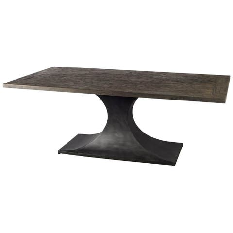 Mercana Maxton II (Box A & B) Wooden Dining Table