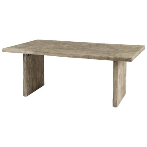 Mercana Jefferson III (Box A & B) Wooden Dining Table