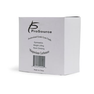 ProSource 1lb Professional Grade Gym Chalk for CrossFit Weightlifting, Gymnastics and Rock Climbing