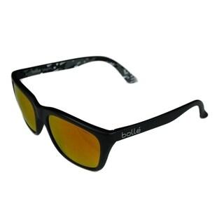 Bolle 527 Unisex Sunglasses - Black - Medium
