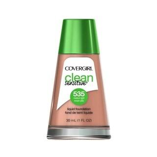 CoverGirl Clean Sensitive Liquid Foundation 535 Medium Light