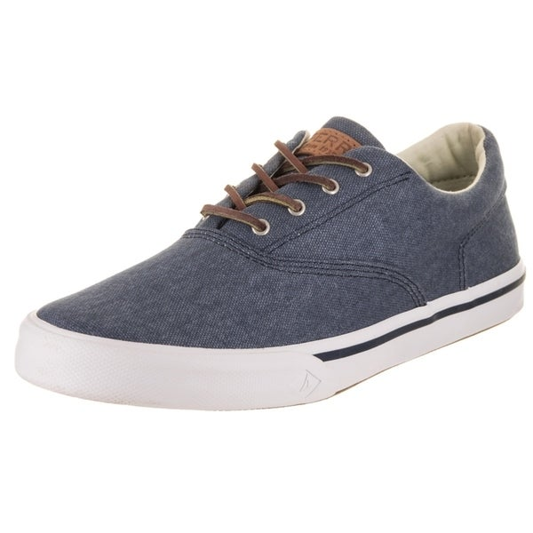 43a376949244 Shop Sperry Top-Sider Men's Striper II CVO Washed Casual Shoe - Free ...