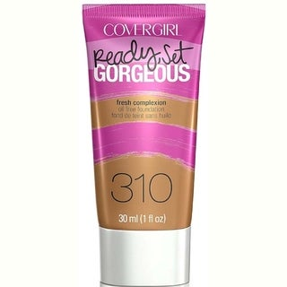 CoverGirl Ready Set Gorgeous Oil Free Foundation 310 Classic Tan