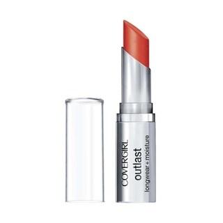 CoverGirl Outlast Longwear + Moisture Lipstick 910 Fireball