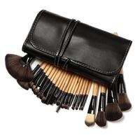 M.B.S Makeup 32-piece Brush Set with Case