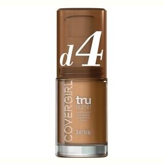 CoverGirl TruBlend Liquid Makeup D4 Classic Tan