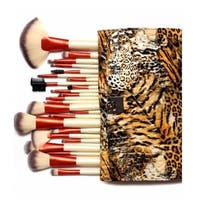 M.B.S Fierce Tiger Makeup 24-piece Brush Set