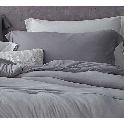 BYB Bare Bottom Pillow Sham