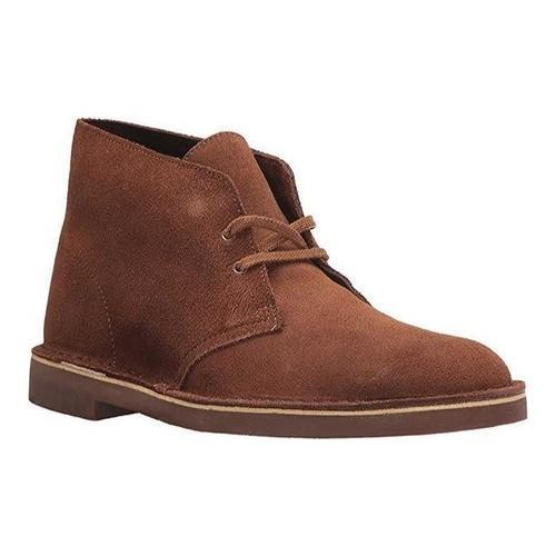 66f17bf497a Shop Men's Clarks Bushacre 2 Boot Walnut Suede - Free Shipping Today -  Overstock - 18660589