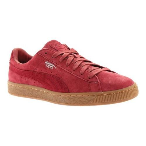e1b206c7ed4 Shop Men s PUMA Basket Classic Weatherproof Tibetan Red Tibetan Red - Free  Shipping On Orders Over  45 - Overstock.com - 18660796