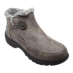 Women's totes Andi Waterproof Ankle Boot Grey Nubuc Suede