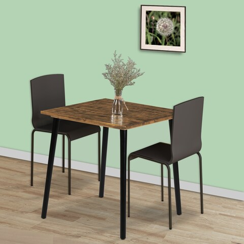 Sleeplanner Wood Square Dining Table 30TB04D