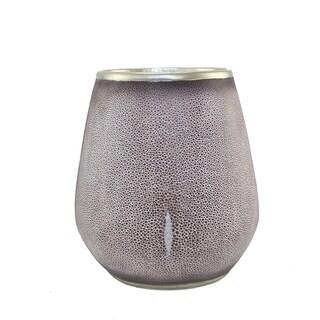 Fascinating Polyresin Pearl Fish Flower Vase, Gray
