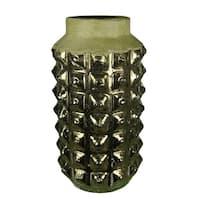 Well-designed Ceramic Vase, Gold