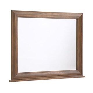 Broyhill Attic Heirlooms Dresser Mirror - Brown