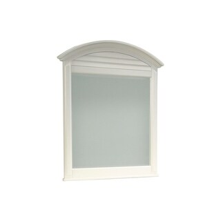 Broyhill Seabrooke Dresser Mirror - White