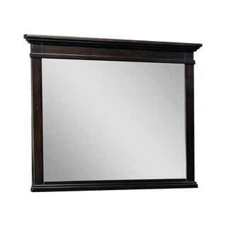 Broyhill Farnsworth Landscape Dresser Mirror - Black