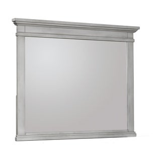 Broyhill Kearsley Landscape Dresser Mirror - Grey