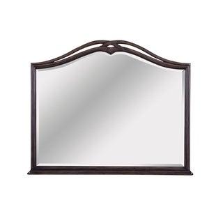 Broyhill Cashmera Dresser Mirror - Brown