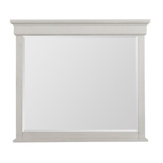 Broyhill Ashgrove White Dresser Mirror