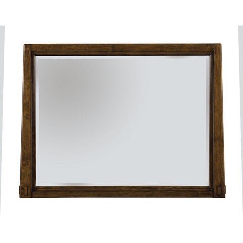 Broyhill Winslow Park Mirror - Brown