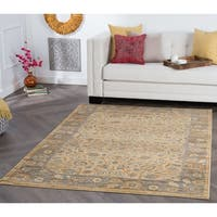 Alise Rugs Rhythm Traditional Oriental Area Rug - 7'6 x 9'10