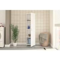 Polifurniture Aria Cabinet, White
