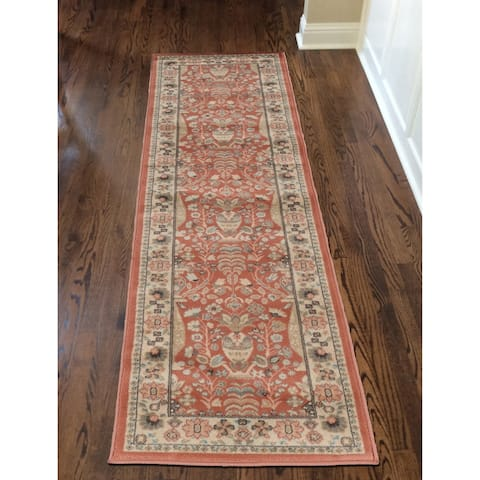 "Gallina Panel Area Rug - 2'2"" x 7'7"" Runner"