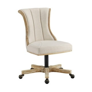 Holly Corsette Back Rolling Dining Chair