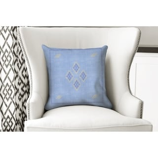 Kilim Blue Accent Pillow By Kavka Designs