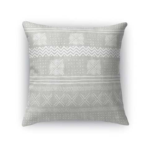 Mud Cloth Accent Pillow by Kavka Designs