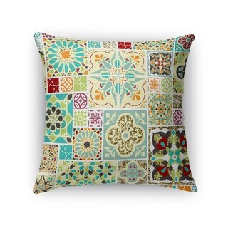 MOROCCAN TILE Accent Pillow By Kavka Designs